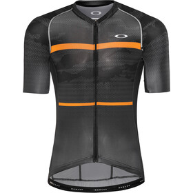 Oakley Jawbreaker Road Bike Jersey Shortsleeve Men black